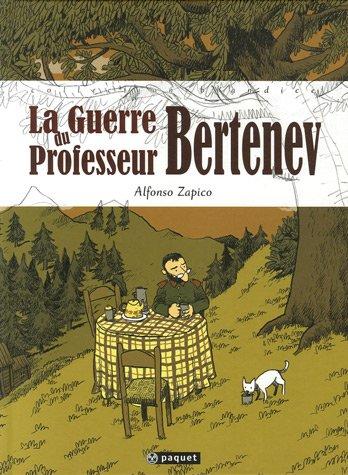 9782888900566: La Guerre du Professeur Bertenev