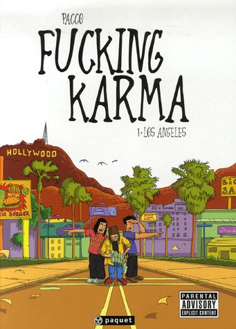 9782888901082: Fucking Karma, Tome 1 : Los Angeles