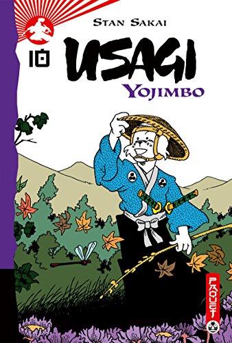 9782888901396: Usagi Yojimbo Vol.10