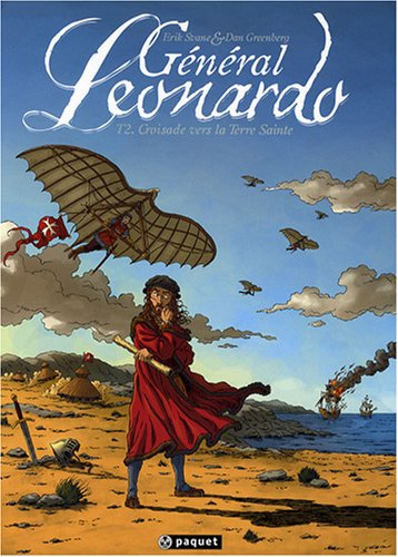 9782888902287: Général Léonardo, Tome 2 : Croisade vers la Terre Sainte