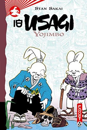 9782888903208: Usagi Yojimbo, Tome 18 (French Edition)