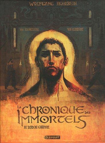 9782888904106: La chronique des immortels, Tome 3 : Au borde du gouffre (French Edition)