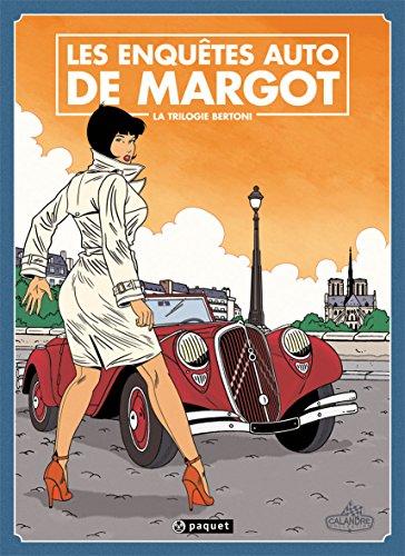 9782888904120: Les enquêtes auto de Margot, Tome 3 + coffret