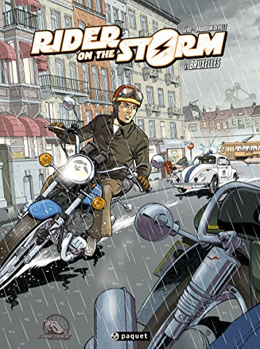 9782888905080: Rider on the Storm, Tome 1 : Bruxelles (Carenage)
