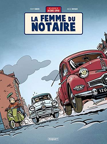 Une aventure de Jacques Gipar, tome 4: Thierry Dubois