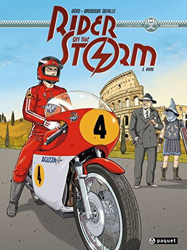9782888907145: Rider on the Storm, Tome 3 : Rome