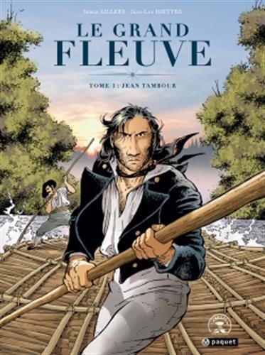 9782888907251: Le Grand Fleuve, Tome 1 : Jean Tambour