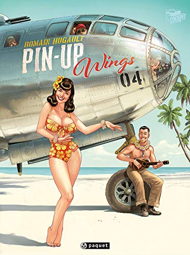 9782888907664: Pin-up Wings, Tome 4 :