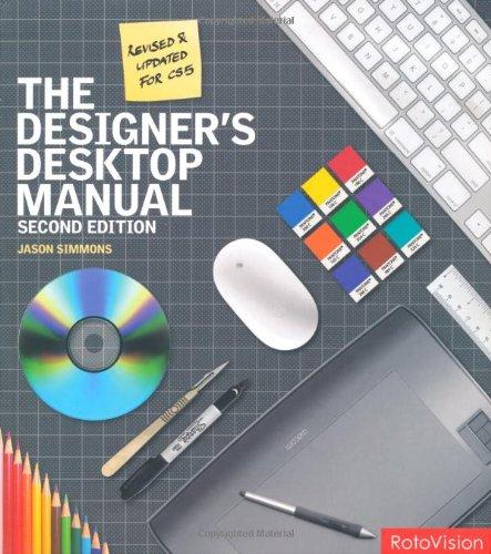 9782888930945: The Designer's Desktop Manual