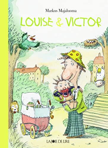 9782889081110: Louise et Victor
