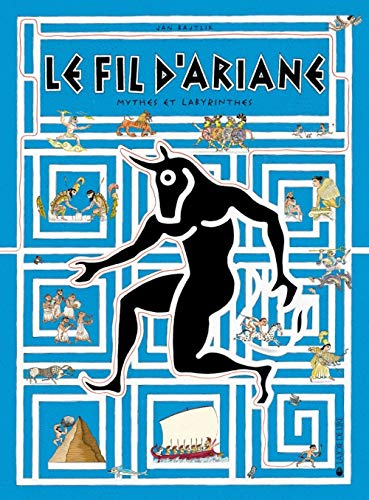9782889084845: Le fil d'Ariane : Mythes et labyrinthes