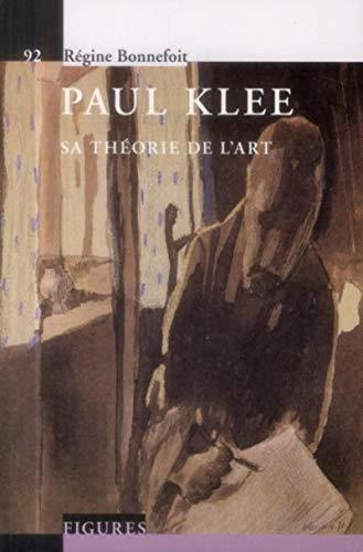 9782889150342: Paul Klee : Sa théorie de l'art (Le savoir suisse)