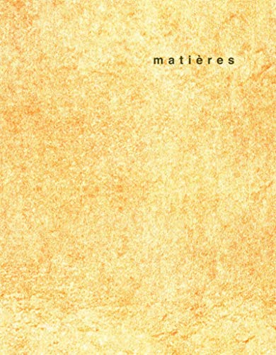 Matieres n 11 transitions