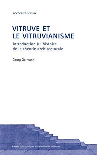 9782889151677: Vitruve et le vitruvianisme