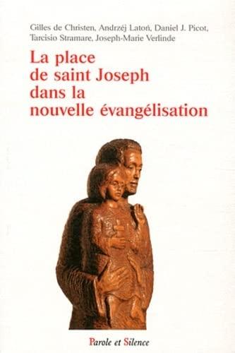 La place de saint Joseph dans la: Andrzej Laton; Daniel