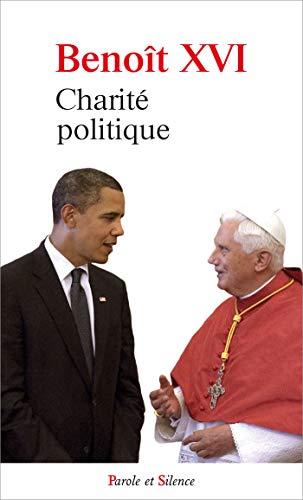 Charité politique: Benoît XVI