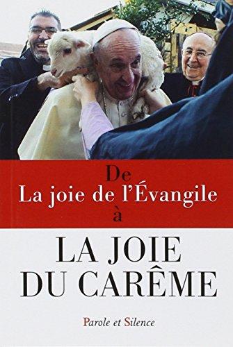 9782889185009: La Joie du Careme 2015