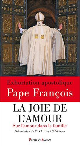 9782889188550: Joie de l'amour : exhortation apostolique sur l'amour dans la famille(La)