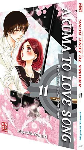 9782889210107: Akuma to love song 11: Böse Mädchen haben keine Lieder