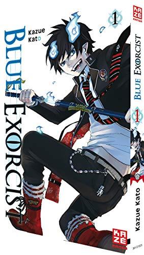9782889210251: Blue Exorcist 01