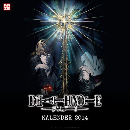 9782889211388: Death Note - Wandkalender 2014