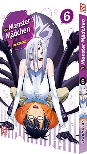 9782889216123: Die Monster Mädchen 06