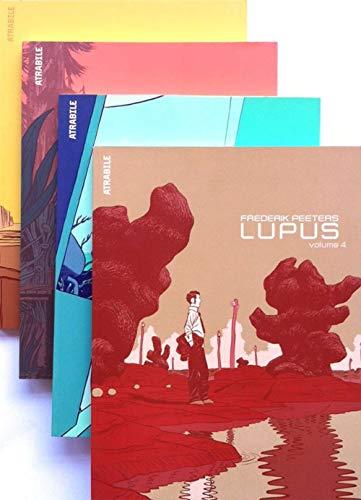 Lupus, 4 v. [édition limitée]: Peeters, Frederik