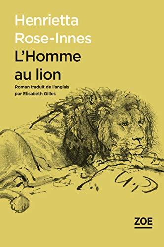 9782889273485: L'homme au lion