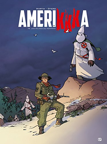9782889320073: AmeriKKKa, Tome 8 : Les milices du Montana