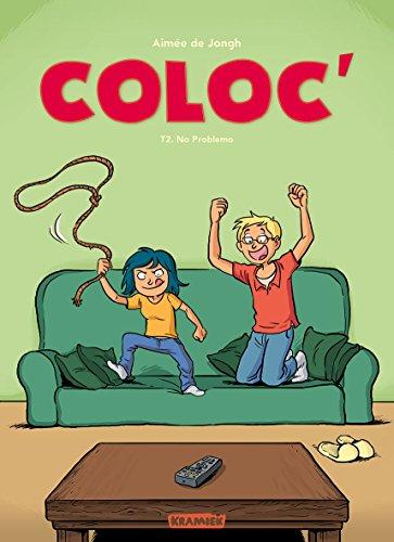 9782889330171: Coloc' / No problemo !
