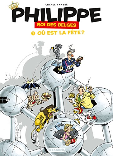 9782889330324: Philippe, roi des Belges : Tome 1