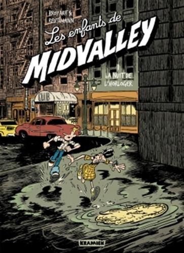 9782889330355: Les enfants de Midvalley, Tome 1 : La nuit de l'horloger