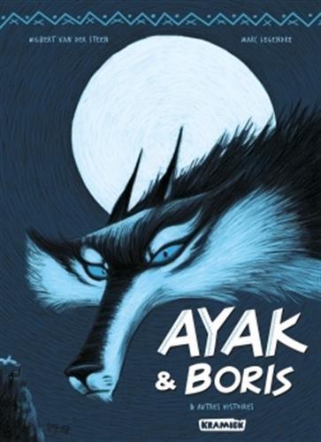 Ayak et Boris T1: Marc Legendre