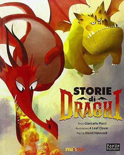 9782889350124: Storie di draghi. Libro sonoro e pop-up