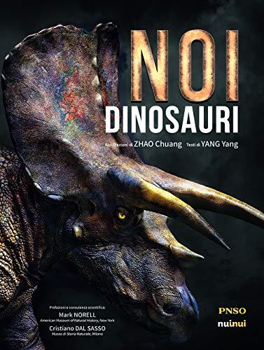 9782889354504: Noi dinosauri. Ediz. a colori