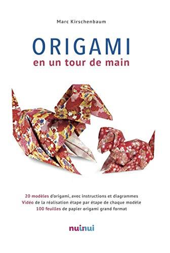 Origami en un tour de main: Marc Kirshenbaum