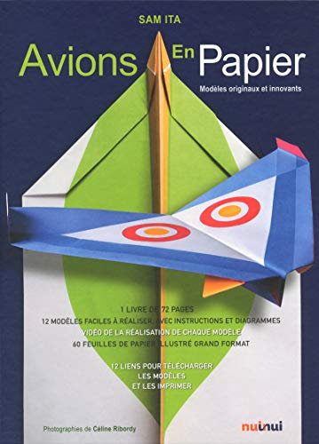 9782889355198: Avions en papier