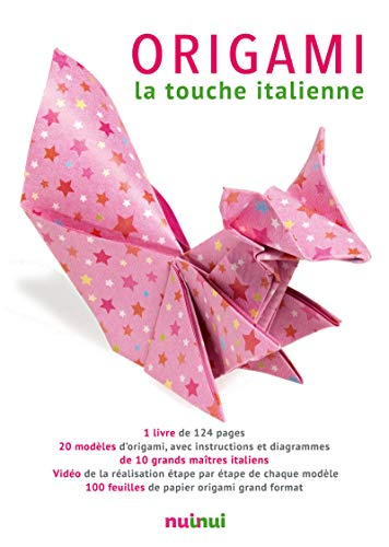 Origami, la touche italienne : Avec 100 feuilles de papier origami grand format: Collectif; ...