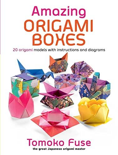 origami boxes by fuse tomoko abebooks. Black Bedroom Furniture Sets. Home Design Ideas