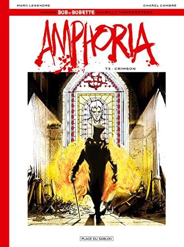Amphoria T3: Crimson: Marc Legendre