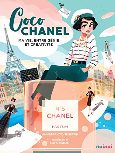 9782889570904: Coco chanel - ma vie entre génie et créativité (ART ET GÉNIE)