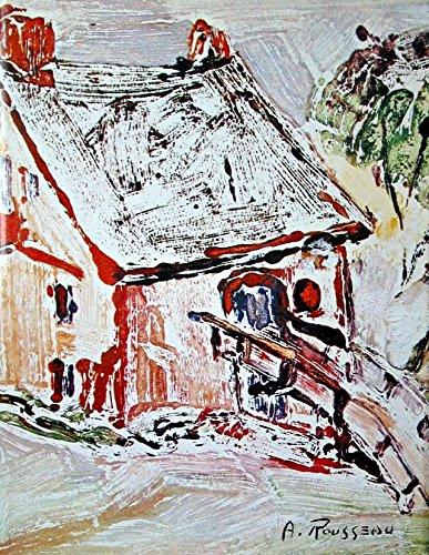 Rousseau et le Moulin des arts (French Edition): Robert, Guy