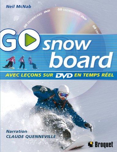 9782890008564: Go Snowboard Livre et DVD