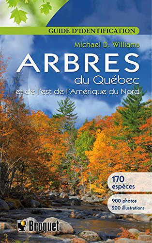 9782890008953: Arbres du Québec et de l'est de l'Amérique du Nord
