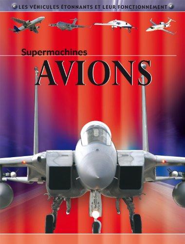 AVIONS - SUPERMACHINES: GRAHAM IAN