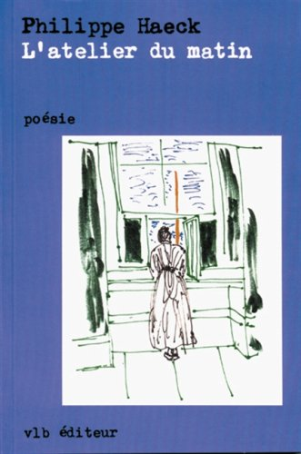 9782890052512 Latelier Du Matin Poésie French Edition