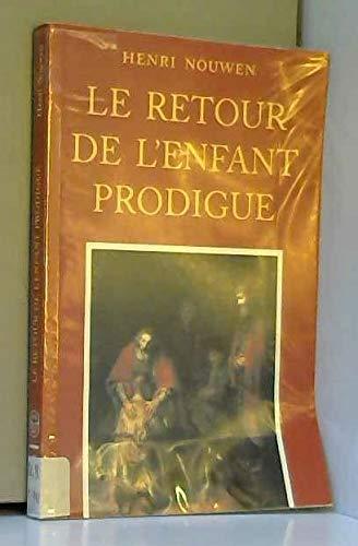 9782890077935: Le retour de l'enfant prodigue