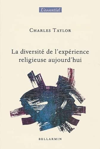 9782890079489: Diversité de l'expérience religieuse aujourd'hui