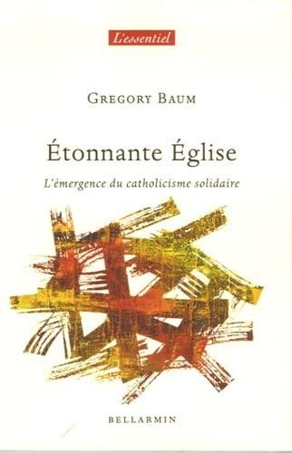 ÉTONNANTE ÉGLISE: BAUM GREGORY