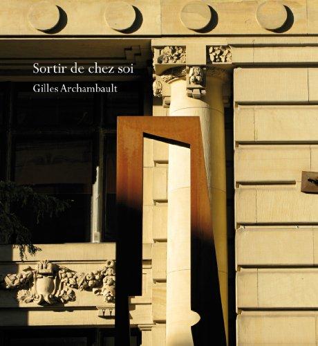 9782890187993: Sortir de Chez Soi